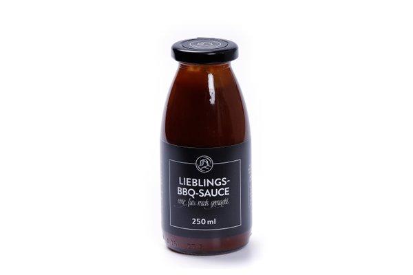 Lieblings-BBQ-Sauce (250 ml)