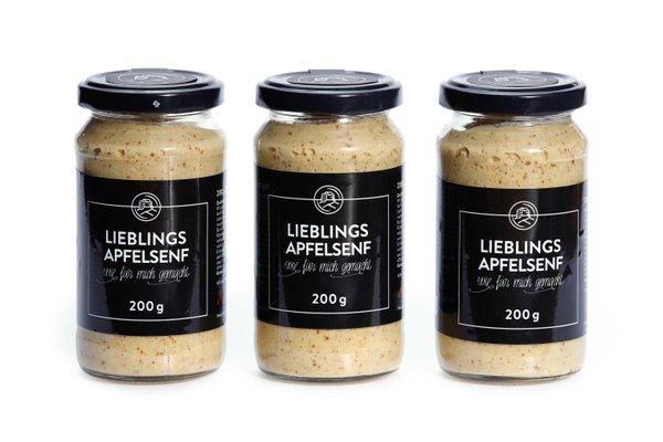 LieblingsApfelsenf (200g)