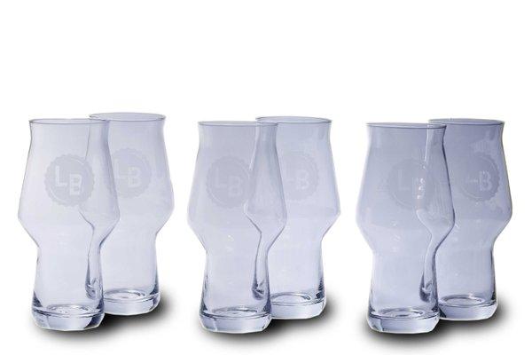 LieblingsBier-Glas (6er Pack)